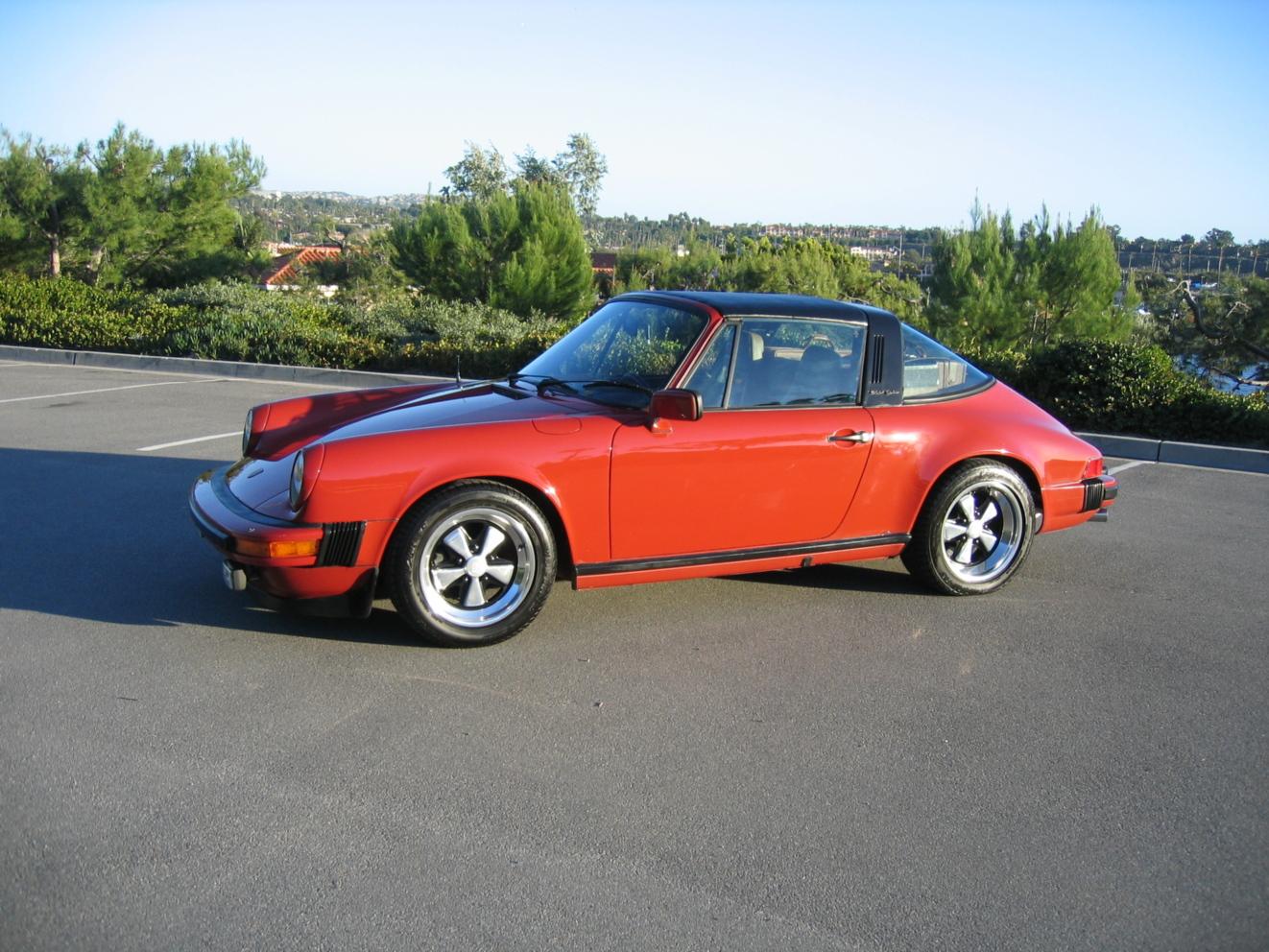 82 Litre V 8 Porsche 911 Targa Msd Tach Adapter Wiring Click On Photo Below For Enlargement